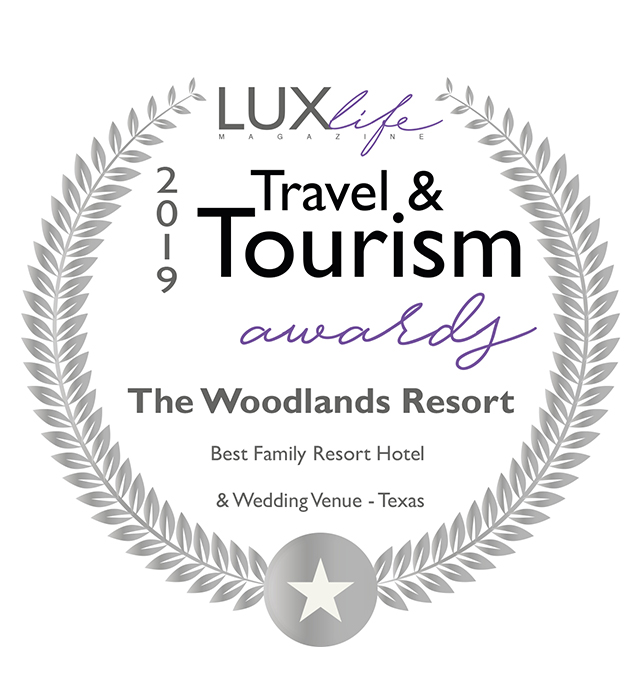 travel and tourism award badge
